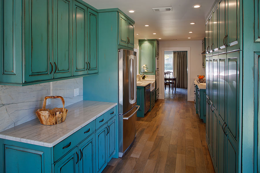 teal kitchen cabinets.  Teal Kitchen Cabinets Color Ideas Custom talentneeds com
