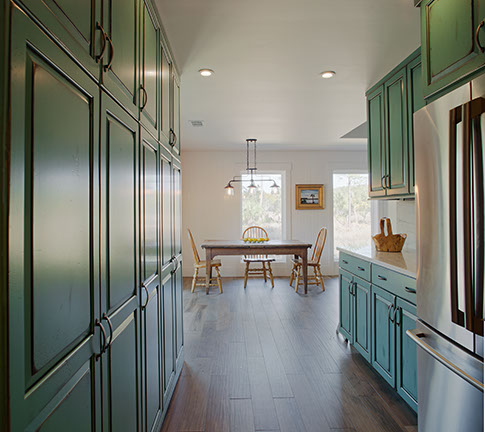 . Should I Match Kitchen and Bathroom Cabinets
